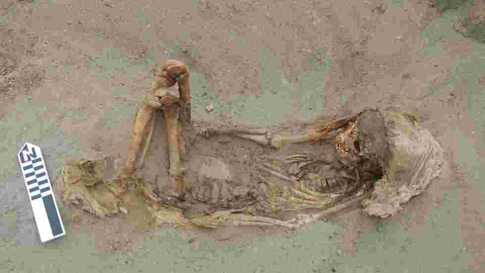 Pérou : découverte du plus grand site sacrificiel d'enfants du 15e siècle