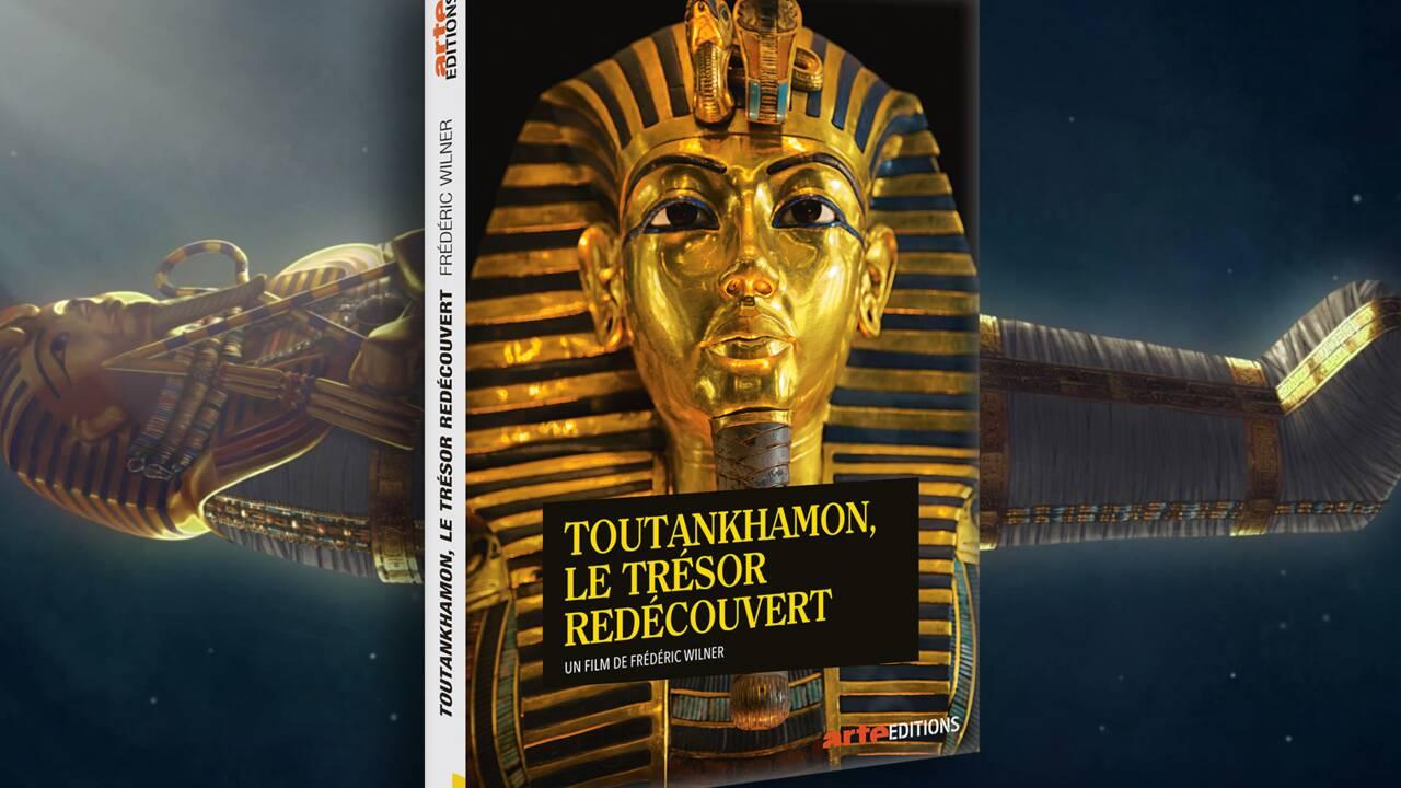 Toutankhamon, le trésor redécouvert : une captivante enquête archéologique
