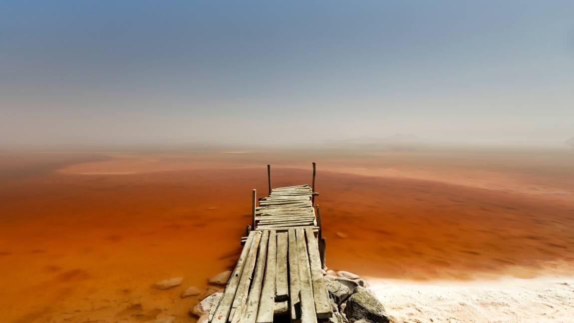 Iran : pourquoi le lac d'Ourmia est sur le point de disparaître