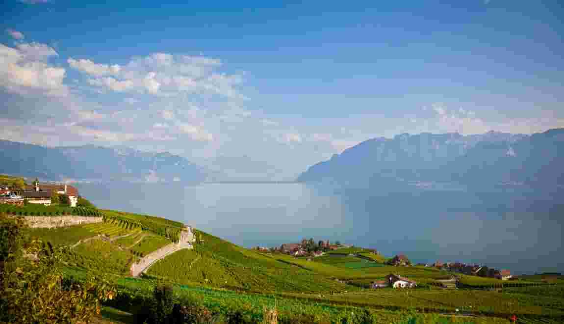 Suisse : 10 idées de randonnées autour du lac Léman