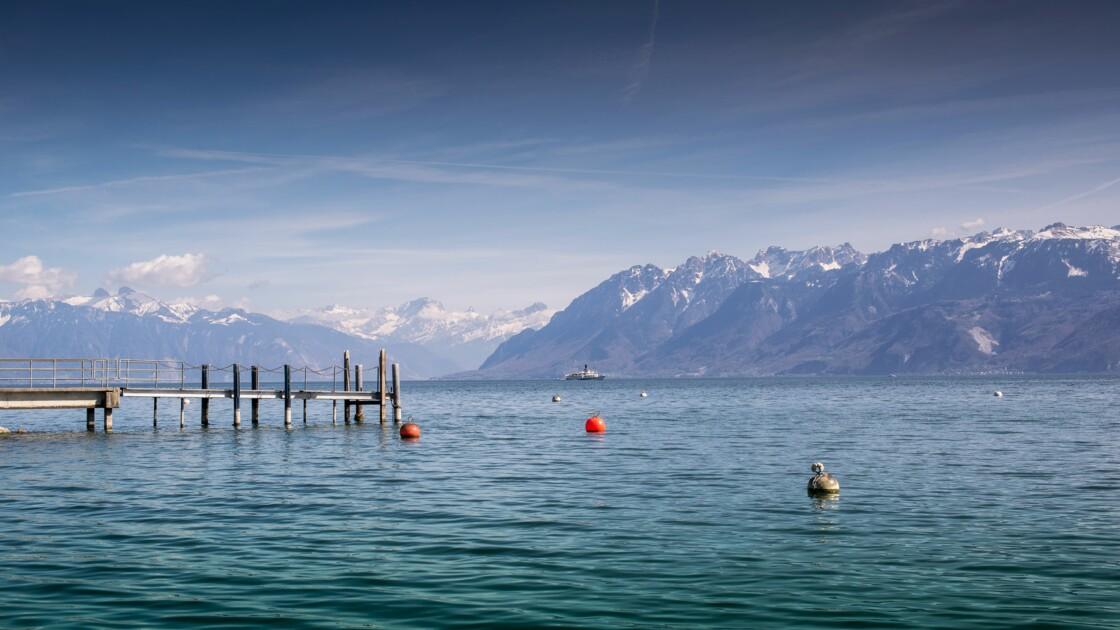 Suisse : A la découverte des lacs du Canton de Vaud