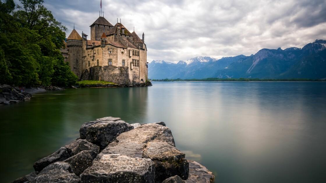 Sur les traces des plus beaux châteaux en Suisse romande
