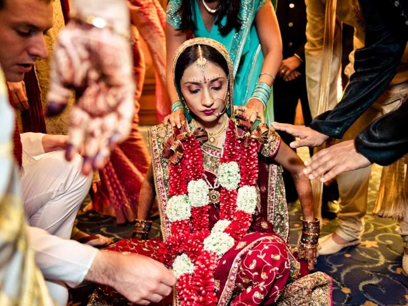 La marié était en rouge