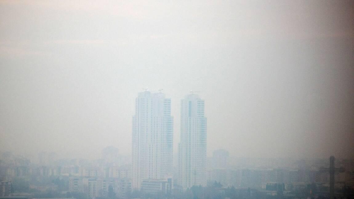Pollution de l'air: une nouvelle étude revoit le nombre de morts à la hausse