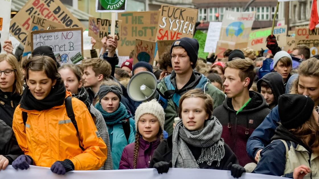 La jeunesse mondiale dans la rue vendredi pour le climat