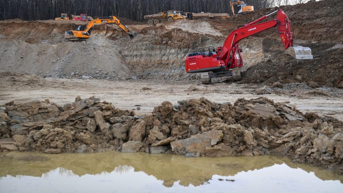 Lac de Caussade: les opposants s'attendent à une décision de justice favorable