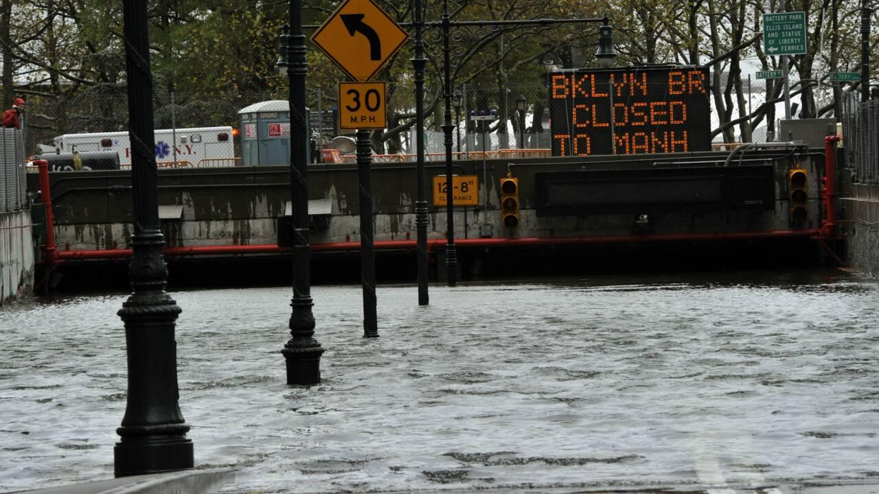 New York investit 500 millions de dollars pour protéger Manhattan des inondations