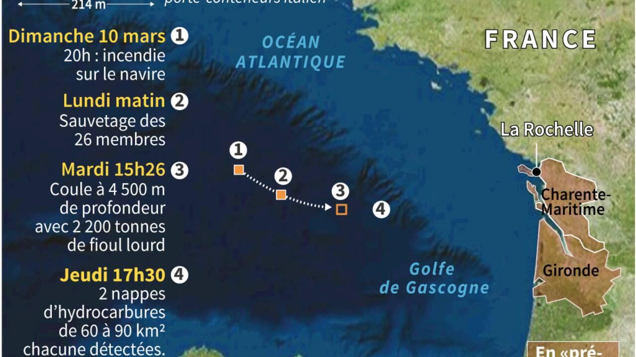 """""""Grande America"""": avec tractopelles et boudins flottants, La Rochelle est prête"""