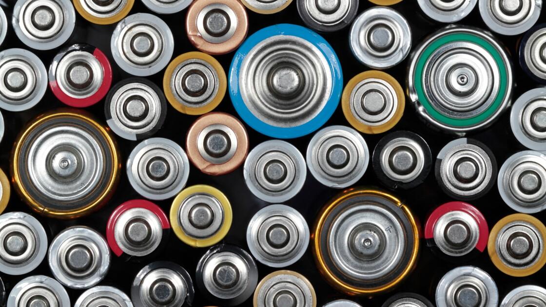 Journée du Recyclage : un outil pour déterminer le nombre de piles que vous avez chez vous
