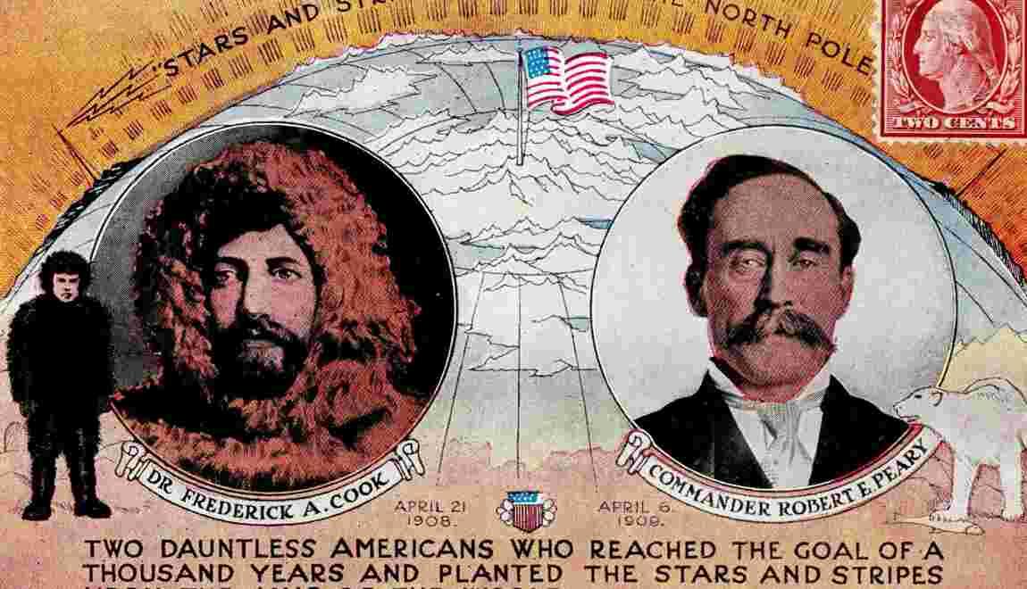 Mensonges, tragédies et polémiques… L'histoire épique de la conquête du Pôle Nord