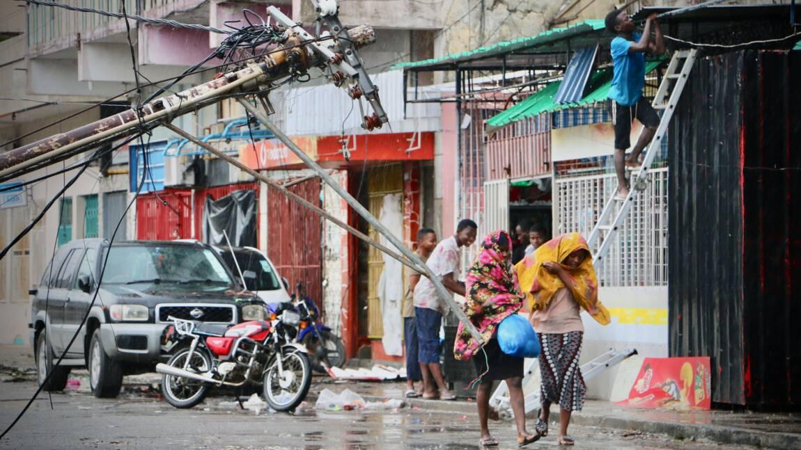 Les Comores et le Mozambique menacés par un cyclone