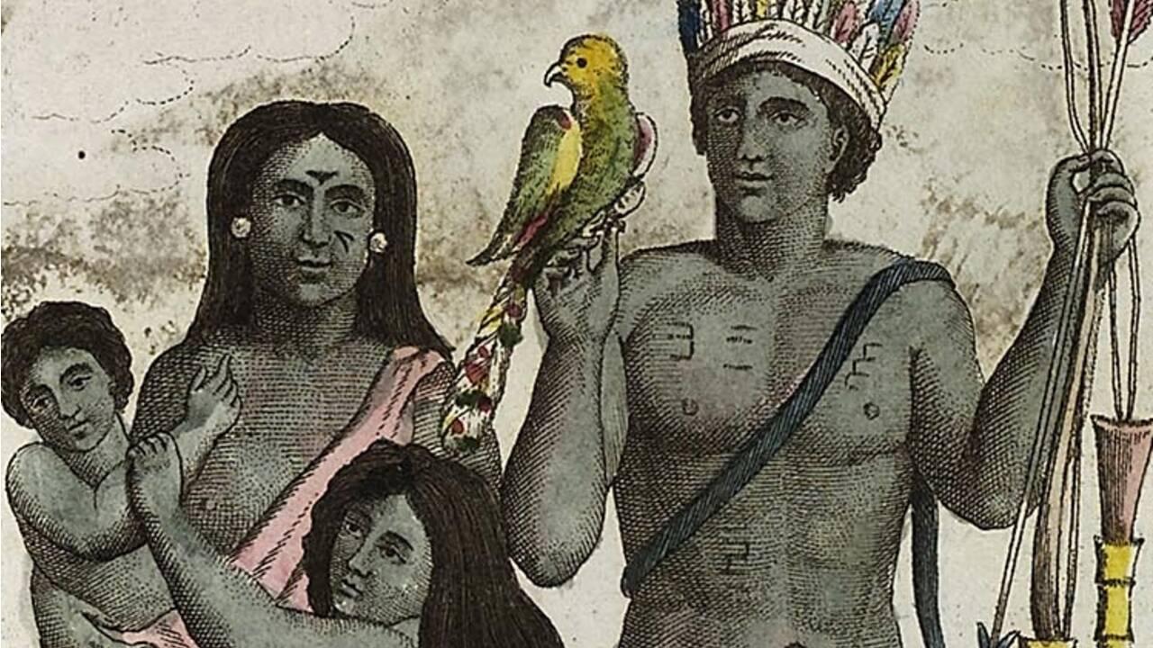Massacrés par les Européens, qui étaient les Amérindiens kalinagos ?