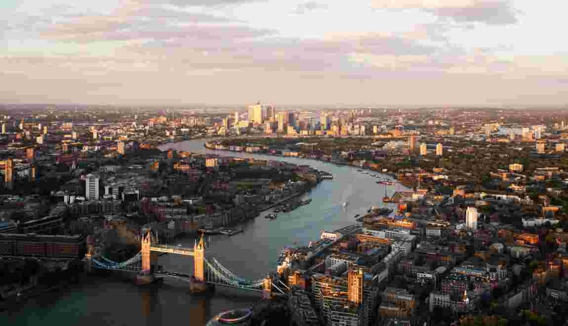 L' Angleterre pourrait manquer d'eau d'ici 25 ans
