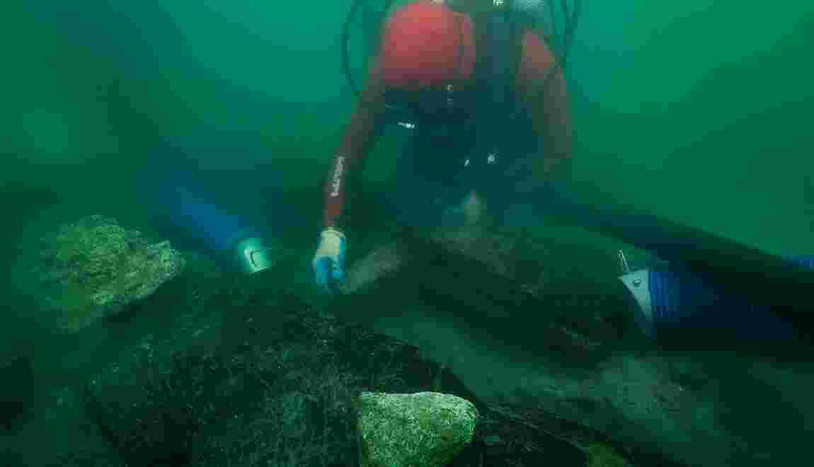 Une épave découverte en Egypte prouve 2500 ans après que Hérodote avait raison