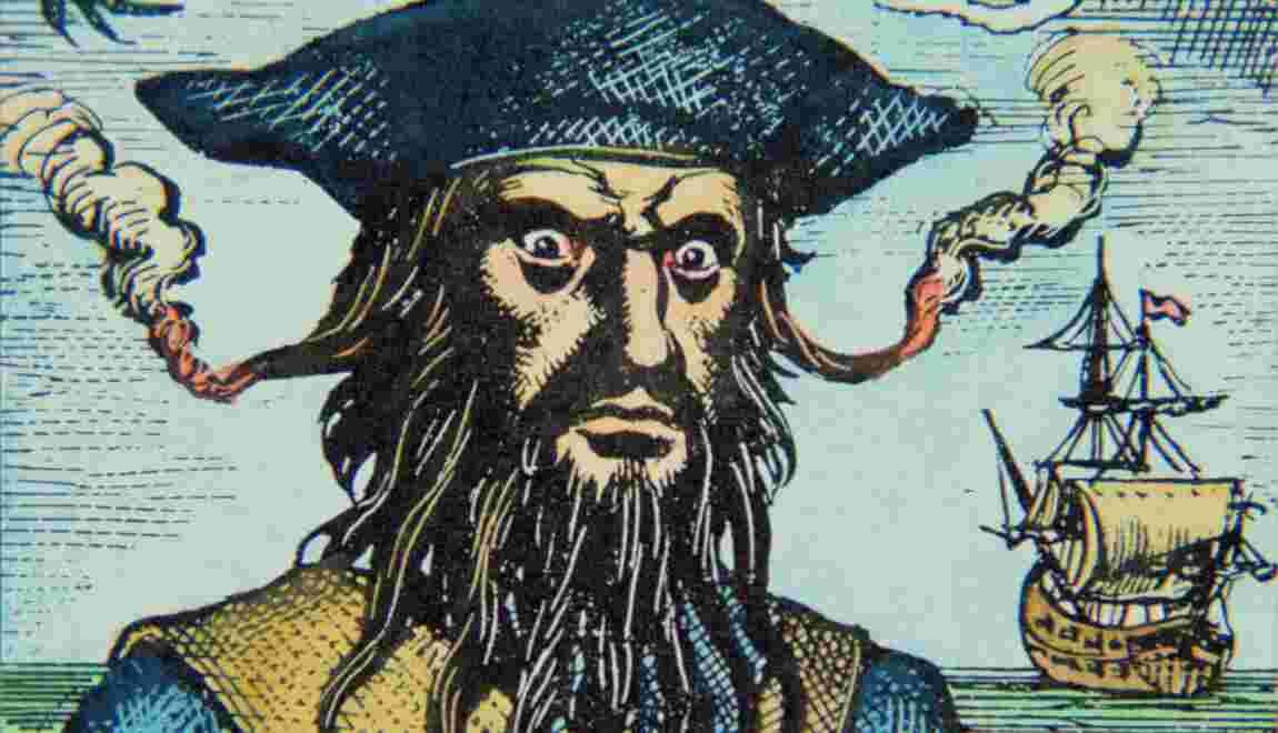 Ile de la Tortue, Frères de la côte... La véritable histoire des pirates des Caraïbes