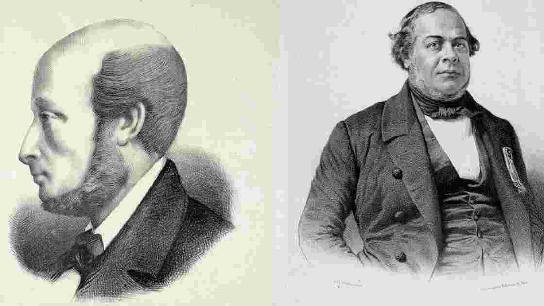 1848 : Schœlcher-Bissette, artisans obstinés de l'abolition de l'esclavage
