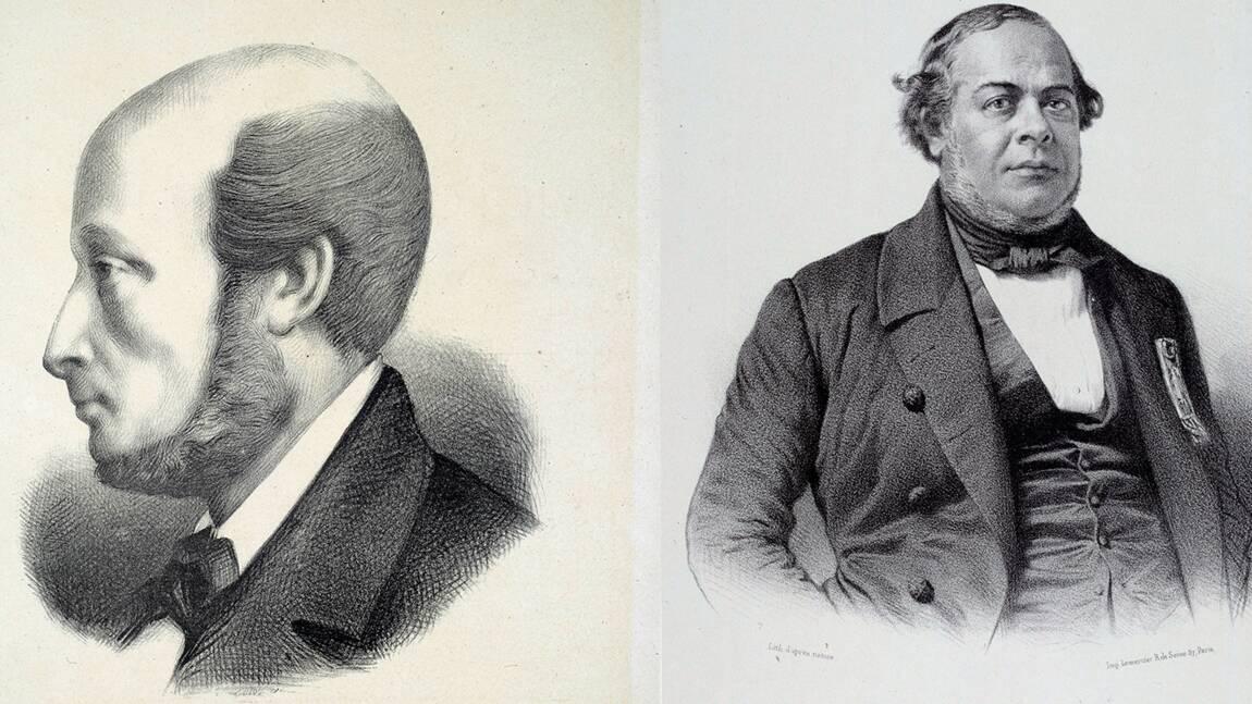 Schœlcher et Bissette, des artisans obstinés de l'abolition de l'esclavage