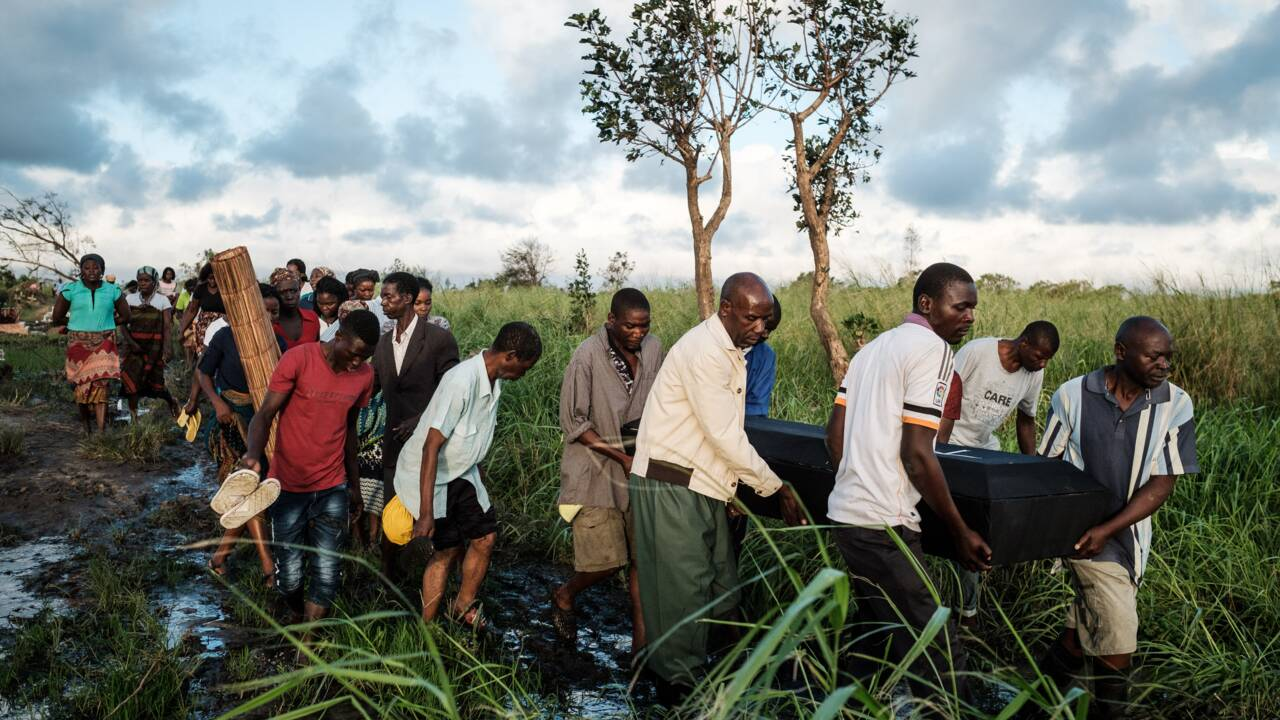 """Cyclone en Afrique australe: """"moment critique"""" pour l'ONU, qui appelle aux dons"""