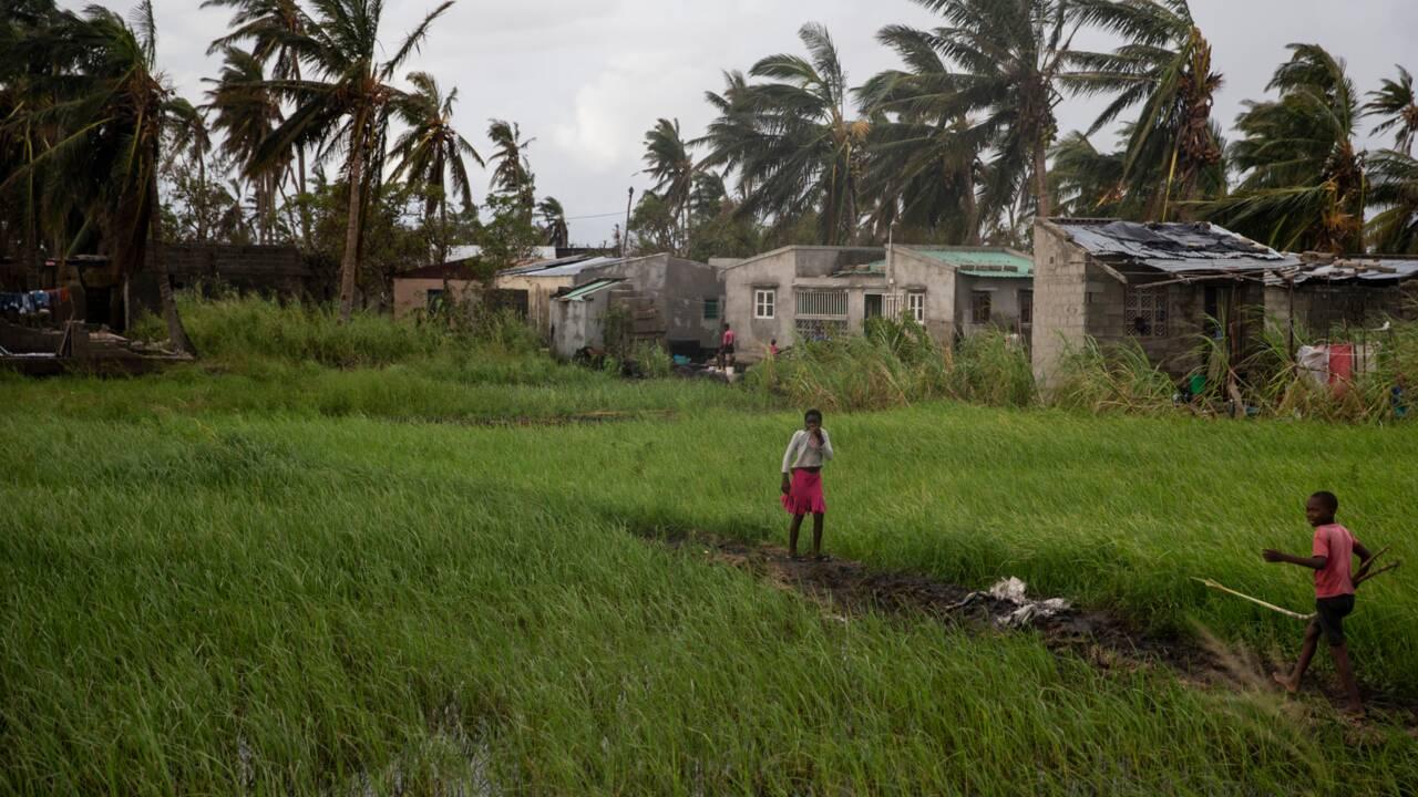 En Afrique australe, les rescapés du cyclone Idai menacés par les maladies