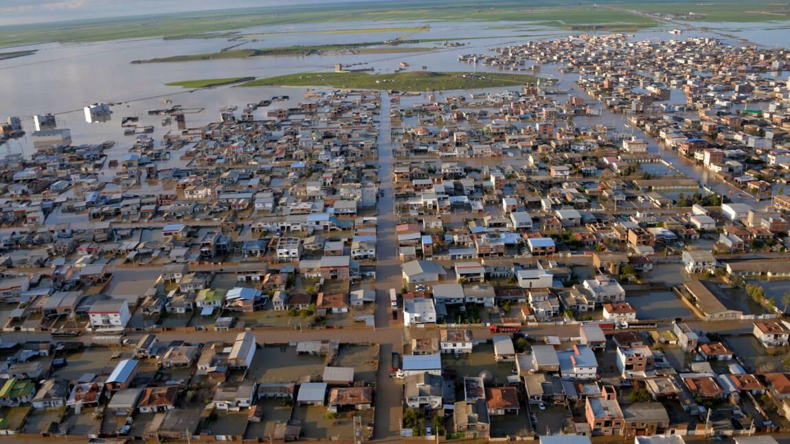 Iran: ordre d'évacuation immédiate de nouvelles villes inondées