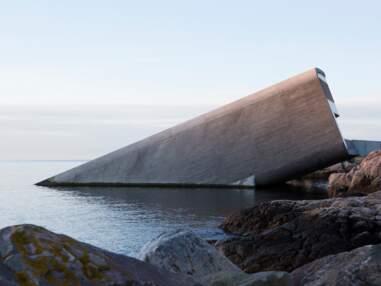 La Norvège inaugure le premier restaurant sous-marin d'Europe