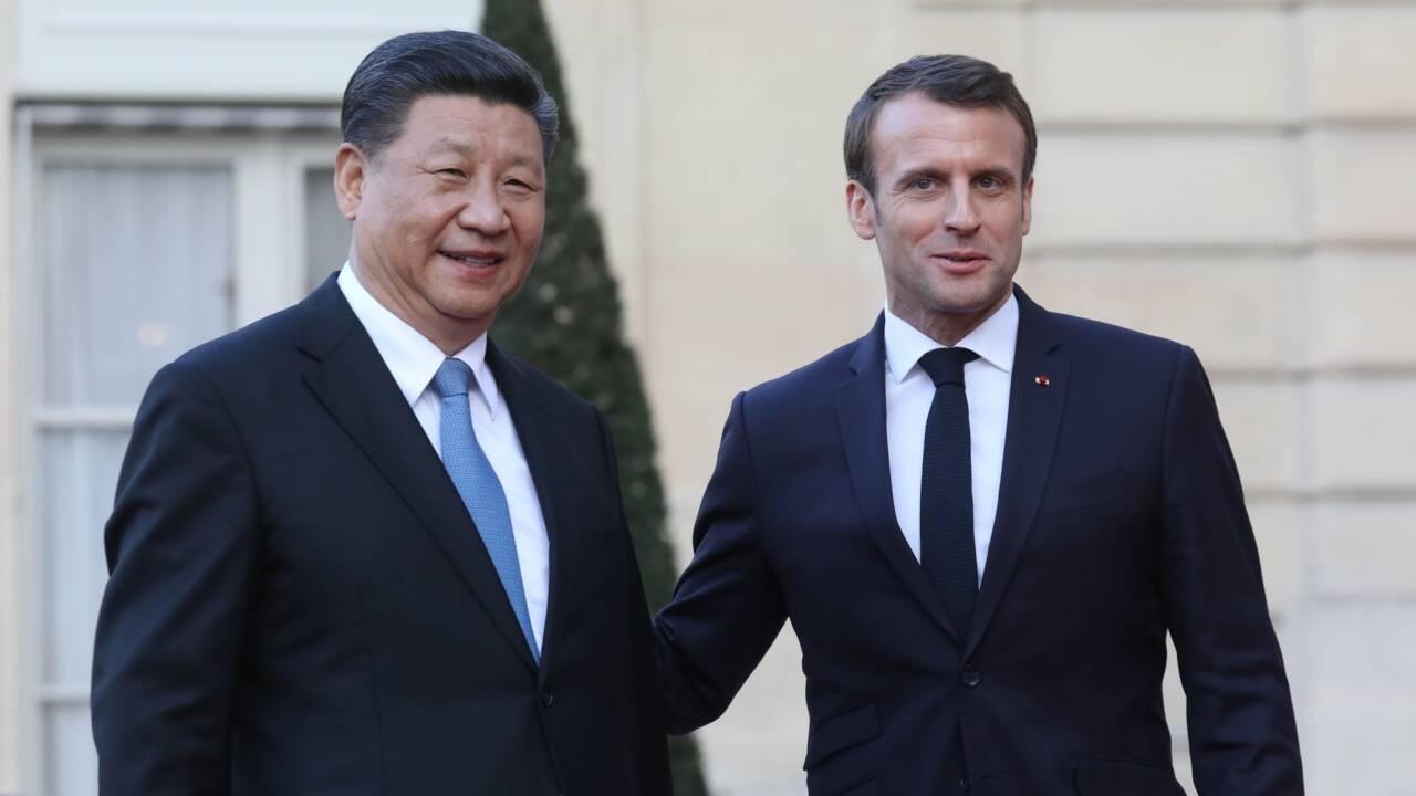 """Macron et Xi pour un """"sursaut mondial face à l'érosion de la biodiversité"""""""