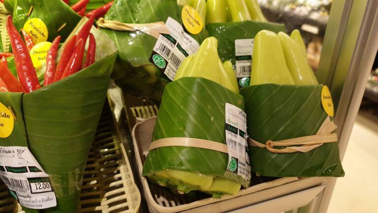 Supermarché datant bananes