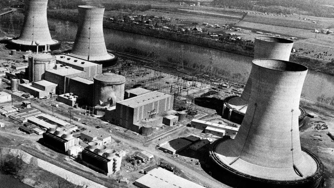 Three Mile Island: il y a 40 ans, l'accident qui a changé la sûreté nucléaire