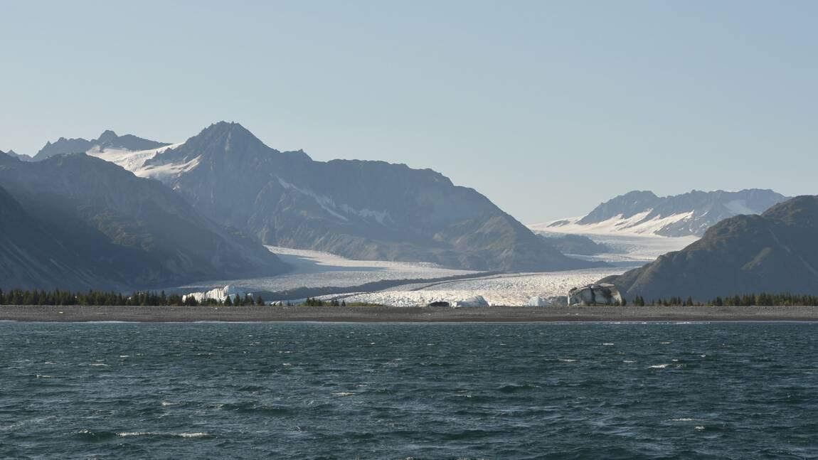 Changement climatique: l'Alaska vers des records de chaleur
