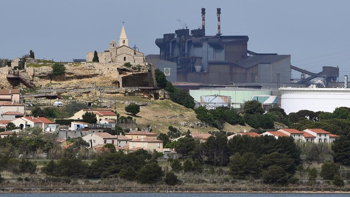 A Fos-sur-Mer, l'Europe au défi d'un épais nuage de polluants