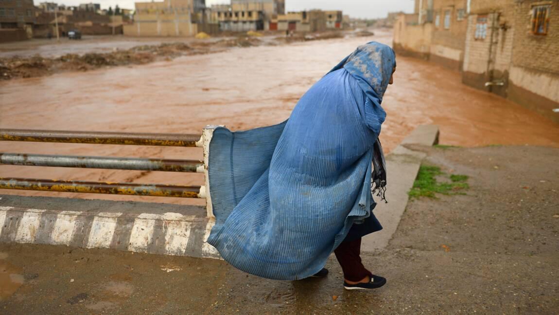 """Des Afghans ont """"tout perdu"""" dans des crues dévastatrices"""