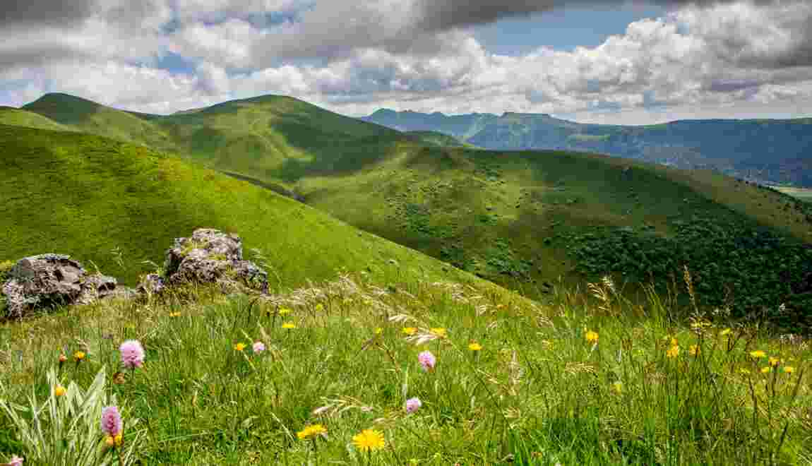 Massif du Sancy : entre nature et culture
