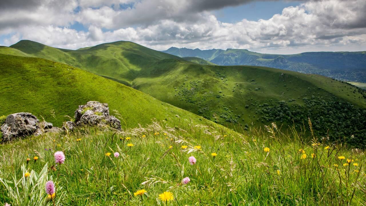 Massif du Sancy : entre nature et culture