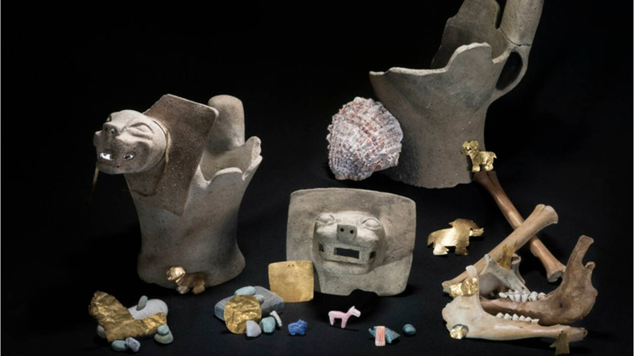 De mystérieuses offrandes plus anciennes que les Incas découvertes dans le lac Titicaca