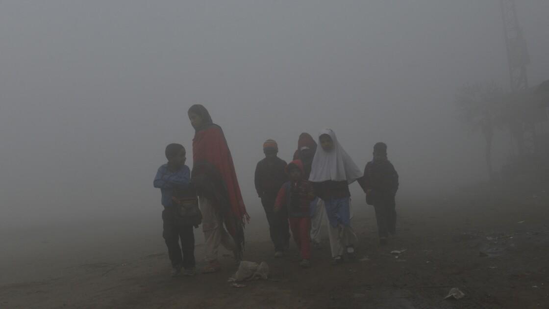 La pollution de l'air ampute l'espérance de vie, surtout en Asie du Sud