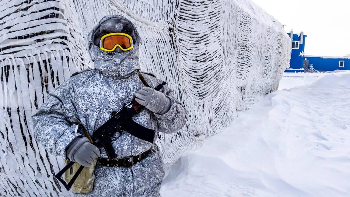 Dans l'Arctique russe, une base militaire symbole des ambitions de Moscou