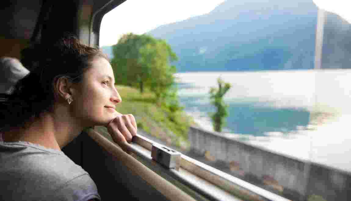 """En Suède, la """"honte de prendre l'avion"""" pousse les voyageurs à favoriser le train"""