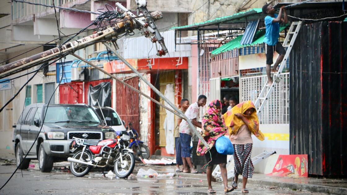 Le bilan du passage du cyclone Idai au Zimbabwe et au Mozambique frôle les 1.000 morts