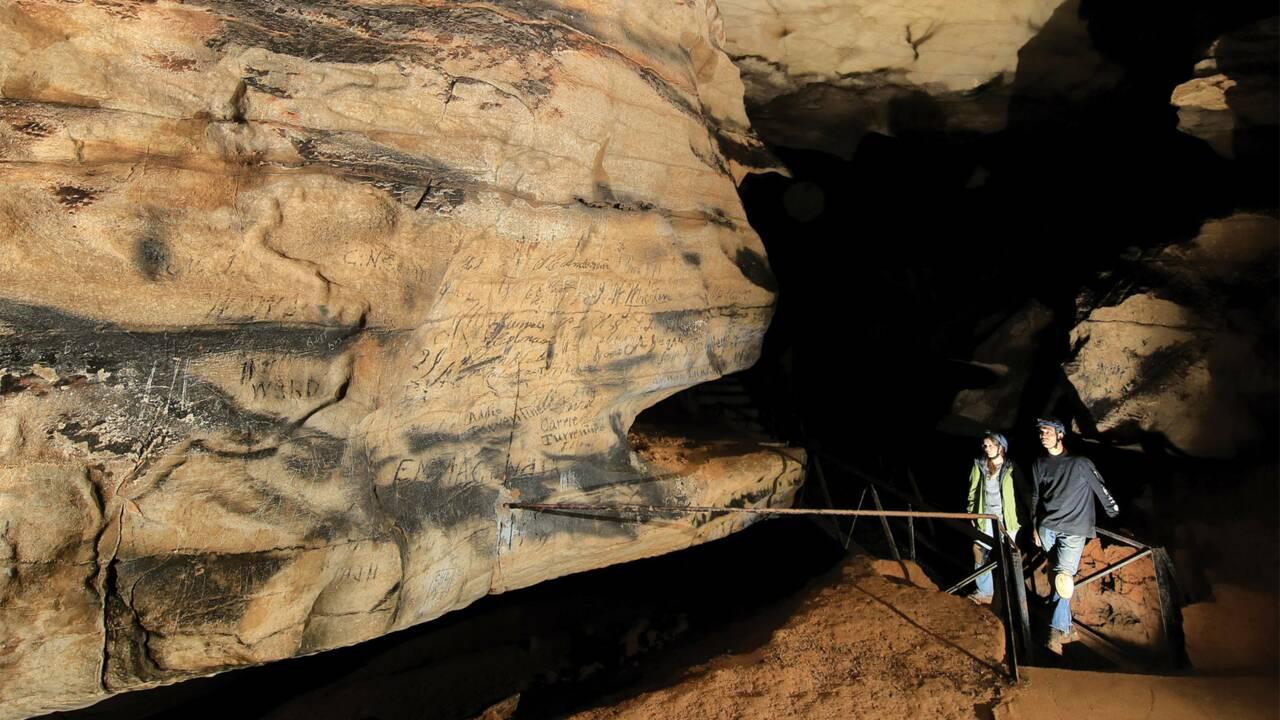 Des archéologues décryptent des inscriptions Cherokee oubliées depuis 200 ans en Alabama