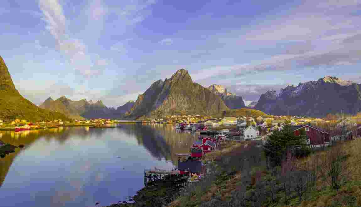 La Norvège s'oppose au forage dans les îles Lofoten, un immense gisement encore intact