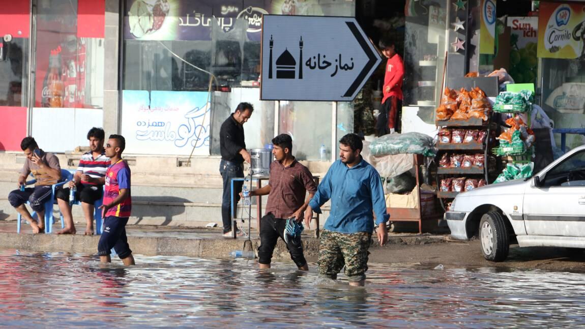 Iran: le bilan des inondations monte à 76 morts