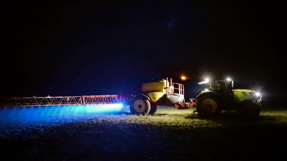 UE: la France dans un groupe de 4 pays pour évaluer le glyphosate