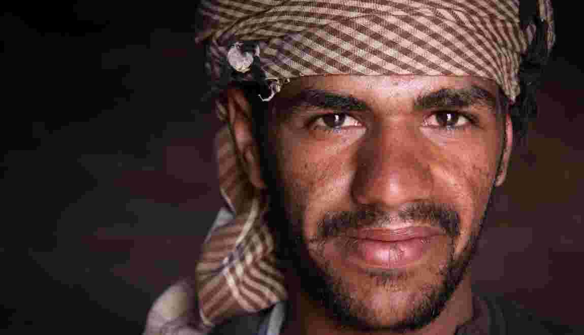 Jordanie, Oman, Kirghizistan… Galerie de portraits d'Orient