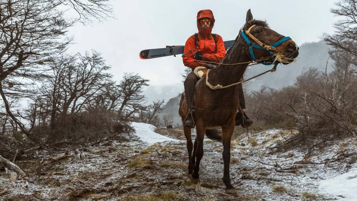 Patagonie, îles Kouriles, Abkhazie… Les décors de rêve du skieur Thibaud Duchosal