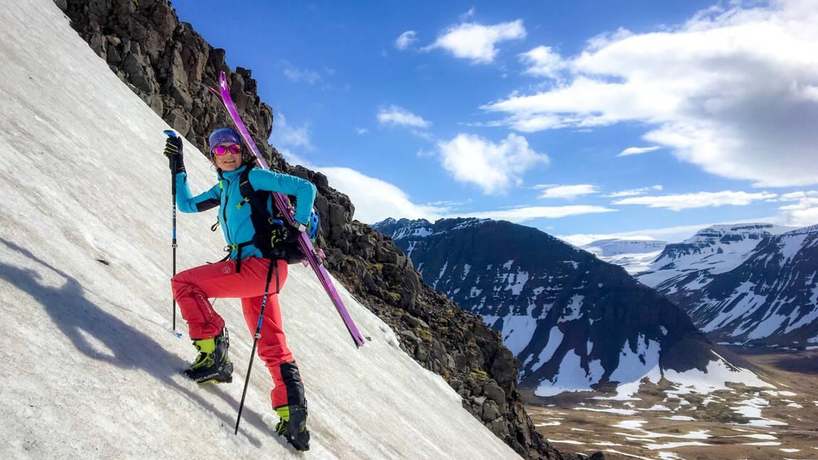 Tanya Naville, la ski alpiniste qui fait tomber les clichés