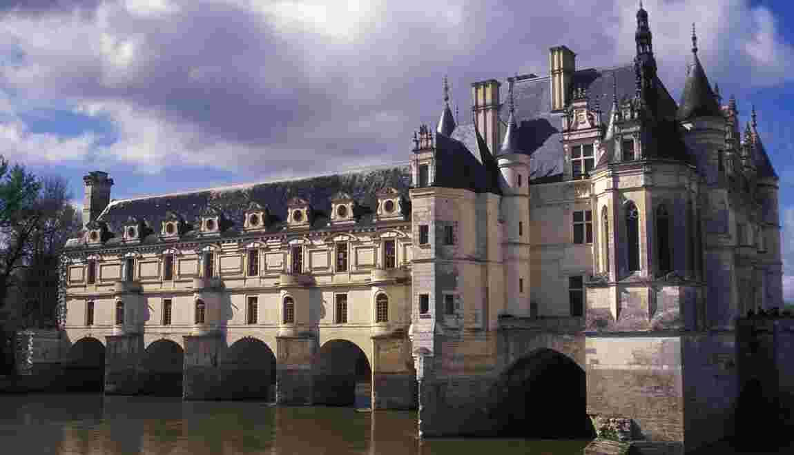 Un barrage relevé pour protéger le château de Chenonceau de la sécheresse