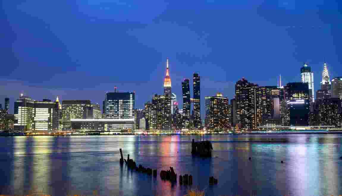 Climat: New York vote une ambitieuse loi de réduction des émissions des bâtiments