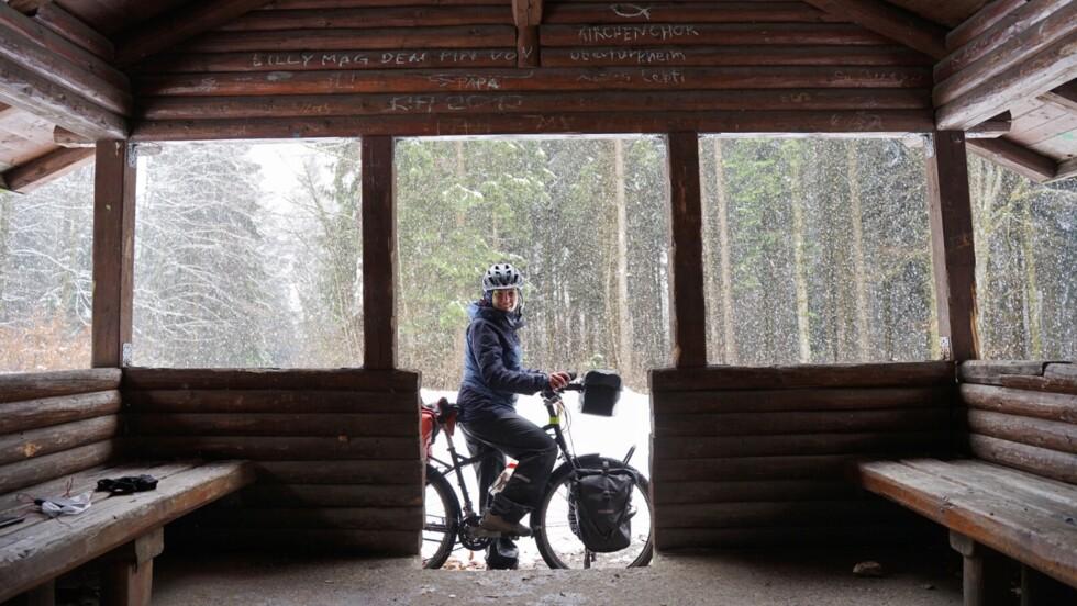 Dijon-Pékin à vélo avec Aurélie : déjà un mois de voyage