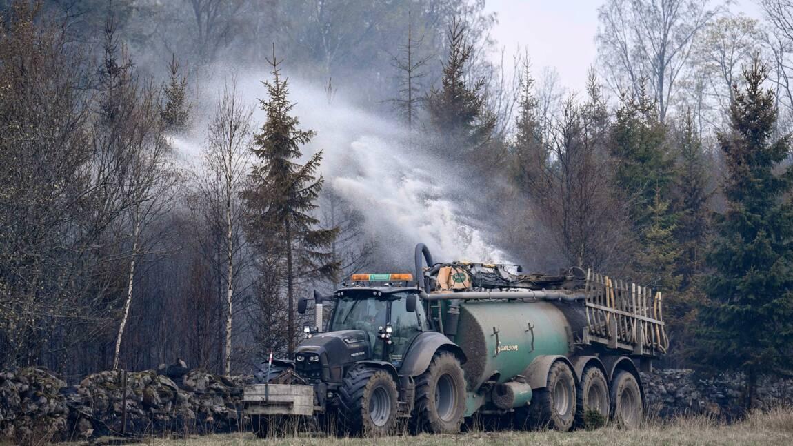La sécheresse menace dans une partie de l'Europe