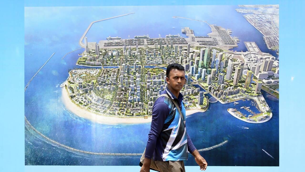 En Asie, les projets urbains de la Chine sur des îles artificielles inquiètent